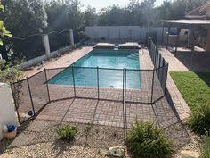9 Life Saver Pool Fence Ideas Pool Fence Pool Safety Fence