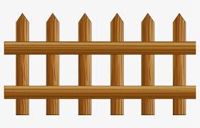 Wooden Fence Png Clipart Clip Art Transparent Png Kindpng