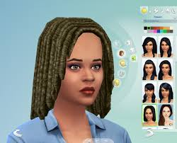 mod the sims um and long dreads