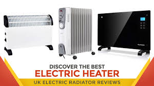 discover the best electric heater uk