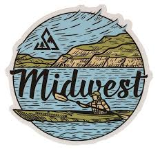Midwest Sticker Seek Dry Goods