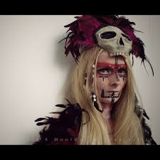 witch doctor makeup saubhaya