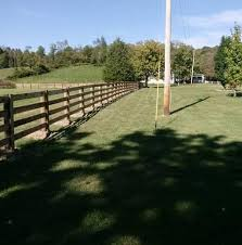 Job We Just Completed Premier Fence Company