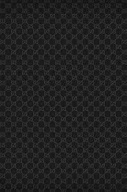 black gucci pattern ipad wallpaper