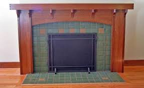 the craftsman fireplace a