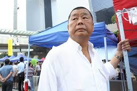 media mogul Jimmy Lai arrested on ...