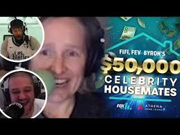 Stacey Wins $50,000 Towards A Home Loan With Fifi, Fev & Byron! - YouTube