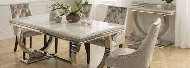 glasirrored dining collections