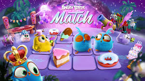 Download Angry Birds Match 3 APK (MOD / Original) For Android