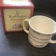 royal doulton bunnykins money bo