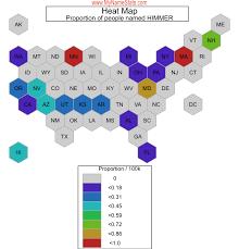 HIMMER Last Name Statistics by MyNameStats.com