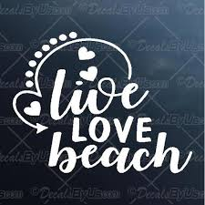 Best Prices On Live Love Bark Car Truck Decals