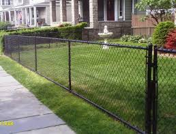 5 Simple And Stylish Tricks Can Change Your Life Concrete Fence Curb Appeal Live Bamboo Fence Bamboo Fen Black Chain Link Fence Natural Fence Front Yard Fence