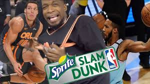A Man Was ROBBED!! 2020 NBA Slam Dunk Contest - Full Highlights ...