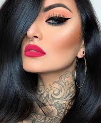 most beautiful makeup models of 2019