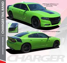 Tailband 15 Dodge Charger Stripes Charger Decals Charger Vinyl Graphics
