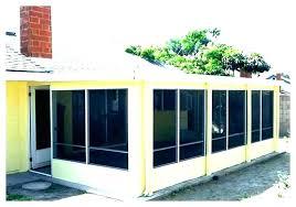 outdoor enclosed patio ideas ay info