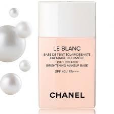chanel whitening makeup base saubhaya