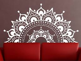 Mandala Art For Home Decor Canvas Paintings Wall Art Home Decor Living Room 5 Pieces Psychedelic Mandala Abstract Girl Posters Hd Prints Pictures Framework Prints Pictures Canvas Paintinghd Prints Aliexpress