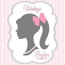 Vintage Barbie Leigh S Barbie Party Cumpleanos Imprimibles
