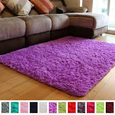 Amazon Com Pagisofe Soft Fuzzy Purple Area Rugs For Kids Room Girls Bedroom Fluffy Floor Rugs Shag For Dorm B Kids Bedroom Carpet Children Room Girl Girl Room