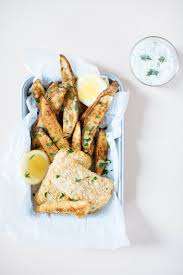Crispy Baked Fish and Chips
