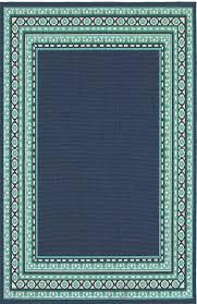 9650b navy by sphinx oriental weavers