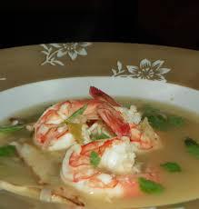Thai Shrimp And Lemongrass Soup Tom Yum ...