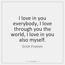 Erich Fromm Quotes -