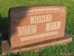 JONES, EFFIE - Faulkner County, Arkansas | EFFIE JONES - Arkansas ...