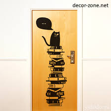 Door Decorating Ideas With Simple Tricks Send Design