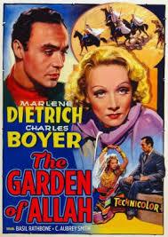 The Garden of Allah by Richard Boleslawski |Marlene Dietrich, Charles  Boyer, Basil Rathbone | DVD | Barnes & Noble®