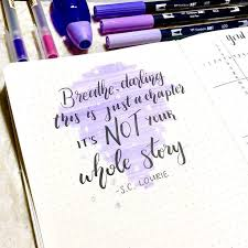 quote page ideas for your bullet journal bullet journal titles
