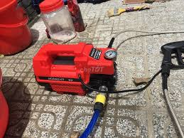 máy rửa xe gia đình hoàng ký - 75698461 - Chợ Tốt
