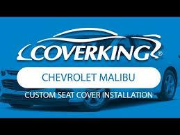 chevrolet malibu custom seat covers