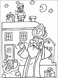 Kleurplaten Zwarte Piet Op Het Dak Kleurplaat