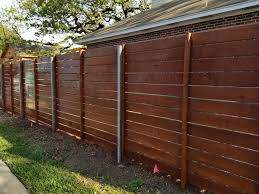 Metal Vs Wood Fence Posts Sierra Fence Inc Austin Round Rock Cedar Park Texas
