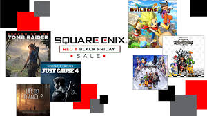 Square Enix Red & Black Friday Sale ...