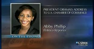 Abby Phillips on Presidential Speech | C-SPAN.org