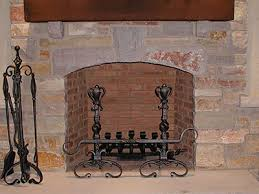 about how to clean your fireplace tools