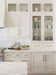 6 cream kitchen cabinets to help you