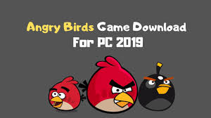 Angry Birds Game Download For PC 2019 - Mytechb
