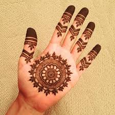 Simple All New Mehndi Design