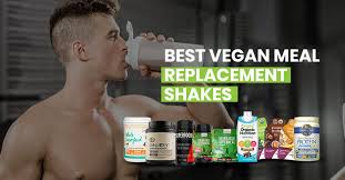 11 best vegan meal replacement shakes