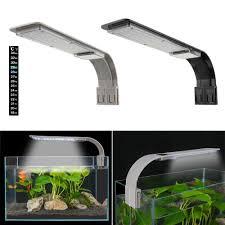Đèn Led kẹp bể cá X5 cho bể mini