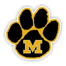 Missouri Tigers F Die Cut Decal 4 Sizes 4245