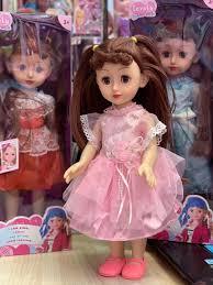 cute barbie doll toy world