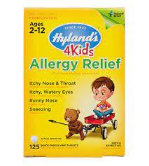 hyland s 4 kids allergy relief hyland
