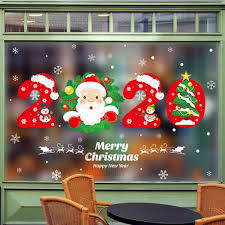 Bestselling Christmas Snowflake Removable Pvc Window Decal Sticker Whole Sale Tvc Mall