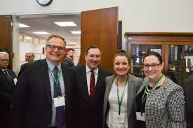 Abigail Parker attends Posters on the Hill in Washington, DC: News:  Division of Undergraduate Education: IUPUI
